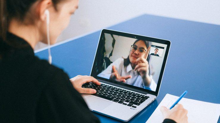 Meeting webcam live